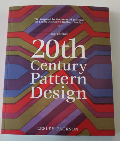 20th Cent Pattern Design Book Cover