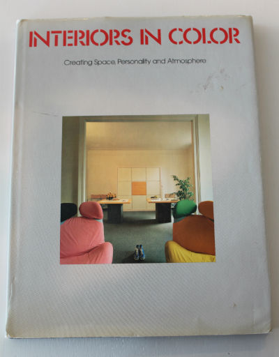 Interiors In Color Book Cover