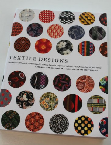 Textile Designs Book Cover
