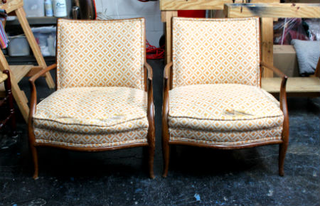 Levy arm chairs before 4