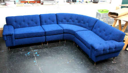 baronet sectional afer