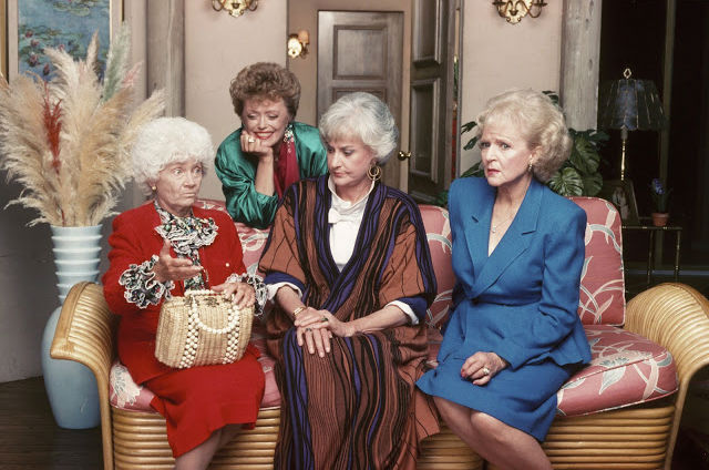 golden girls tableau