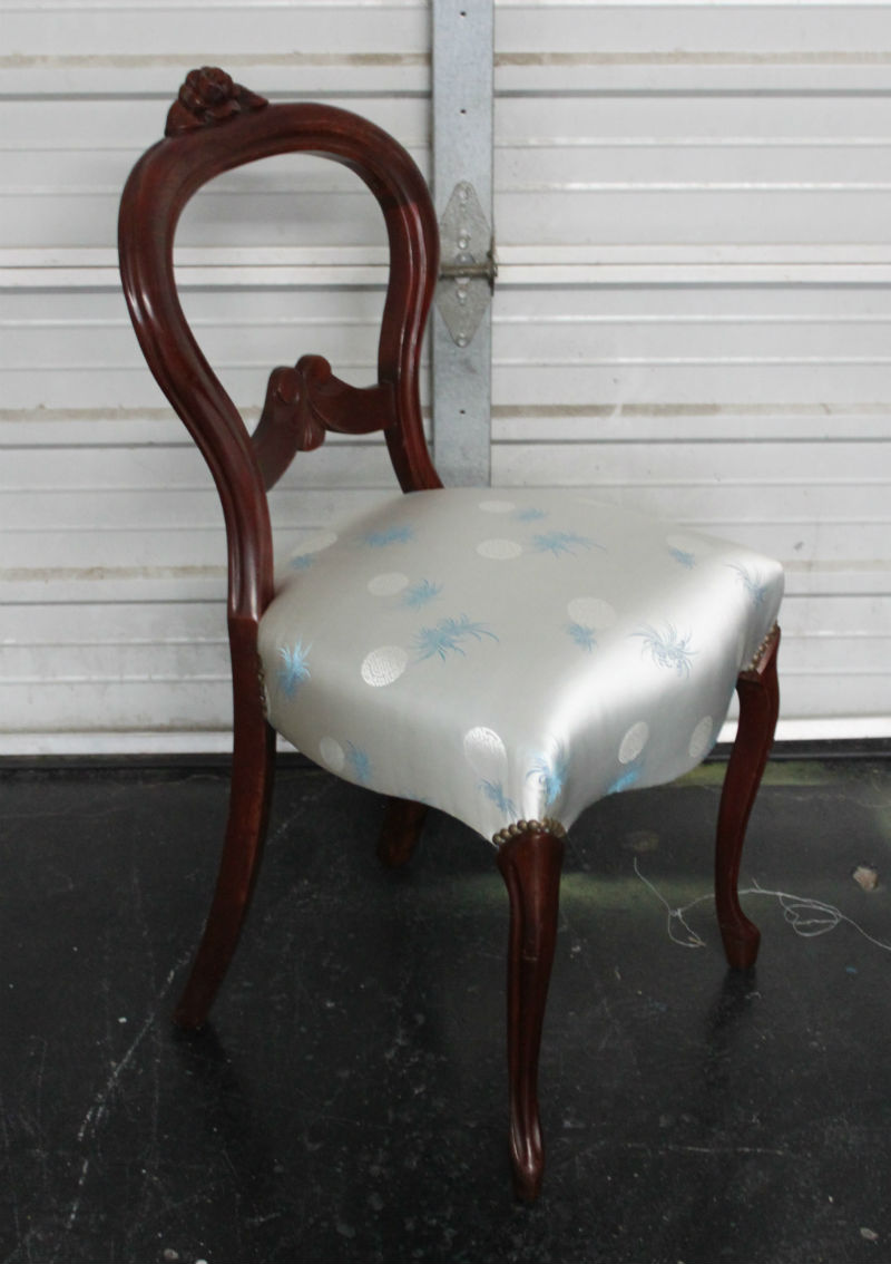 Leclair chair after 3