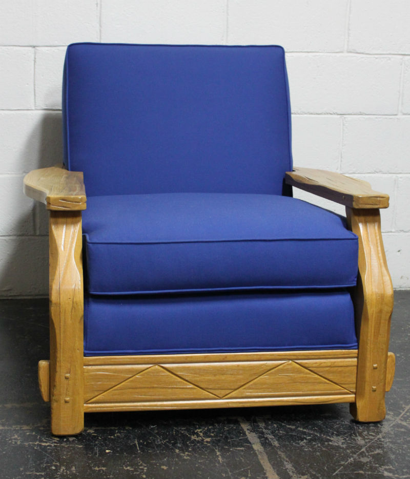 Tannery chair after