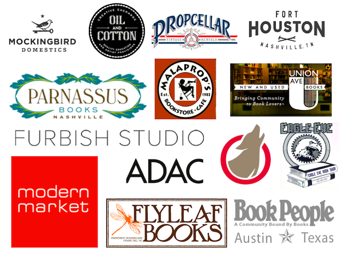 host logos