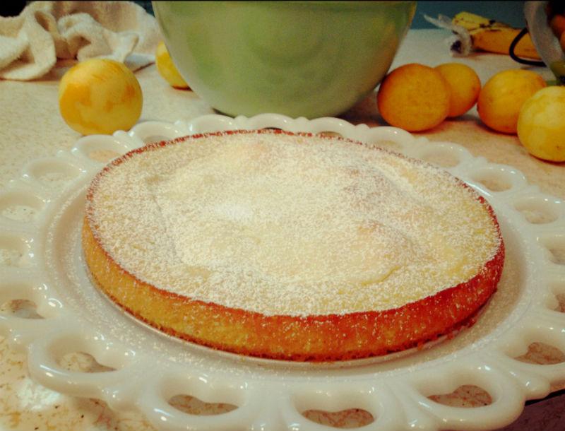 lemon butter cake Spruce Blog