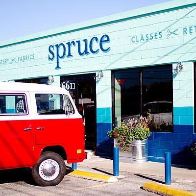 Spruce Retail