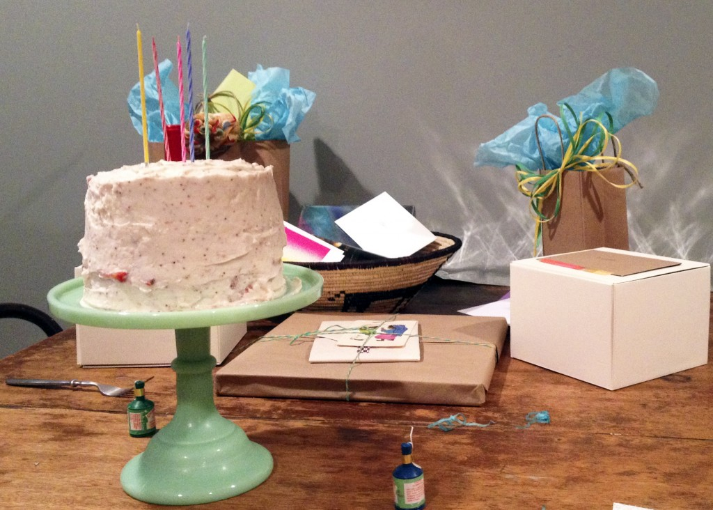 What's sweeter than a delicious cake made from scratch? Um, nothing!